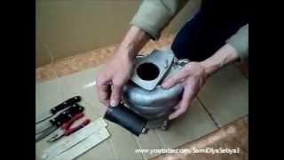 Система охлаждения ВАЗ 2107 инжектор и карбюратор: причины неисправности и ремонт замена патрубка, инструкции с фото и видео