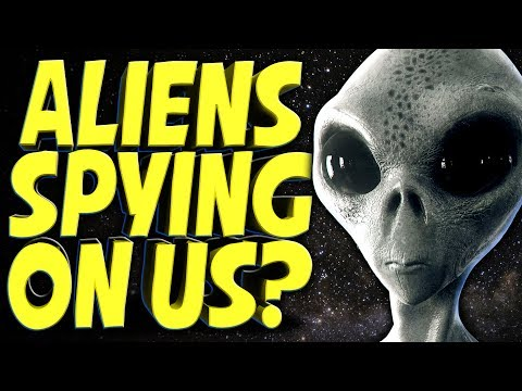 Did Scientists Catch ALIENS Spying On Us? - TechNewsDay