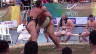 World Games 2013 Byamba Highlights