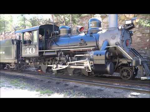 Georgetown Loop Railroad Fall 2019