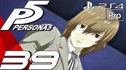 Persona 5 - English Walkthrough Part 39 - Shido's Palace & Akechi Boss Fight (PS4 PRO)