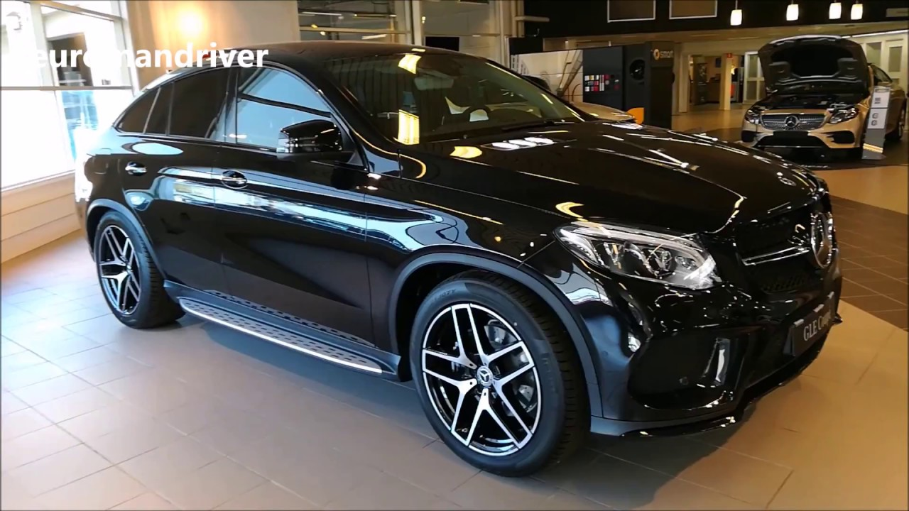 Mercedes Benz Gle Coupe Suv 2019 Walk Around Review Euromandriver New Luxury Suvs