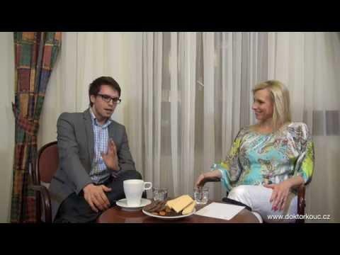 Renata Kronowetterová v talkshow Tomáše Lukavce, 1.5.2014