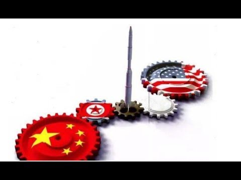 Tricky triangle relationship between China, the US and the DPRK