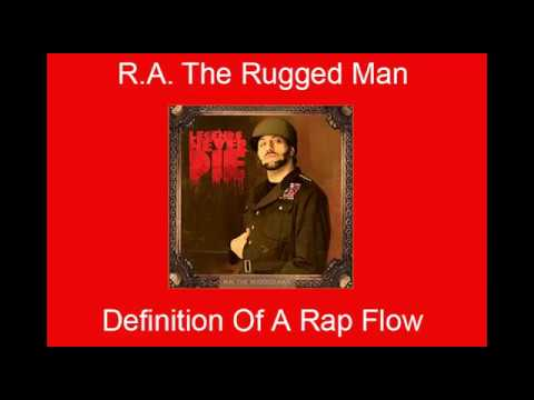 R.A. The Rugged Man - Definition Of a Rap Flow - Karaoke