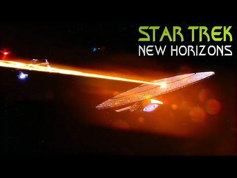 EARTH Attacked! - Star Trek: New Horizons (Stellaris) - Ep 1