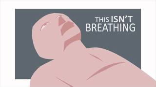 Recognising Cardiac Arrest animation project 3 of 4