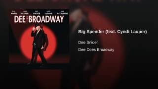 Big Spender (feat. Cyndi Lauper)