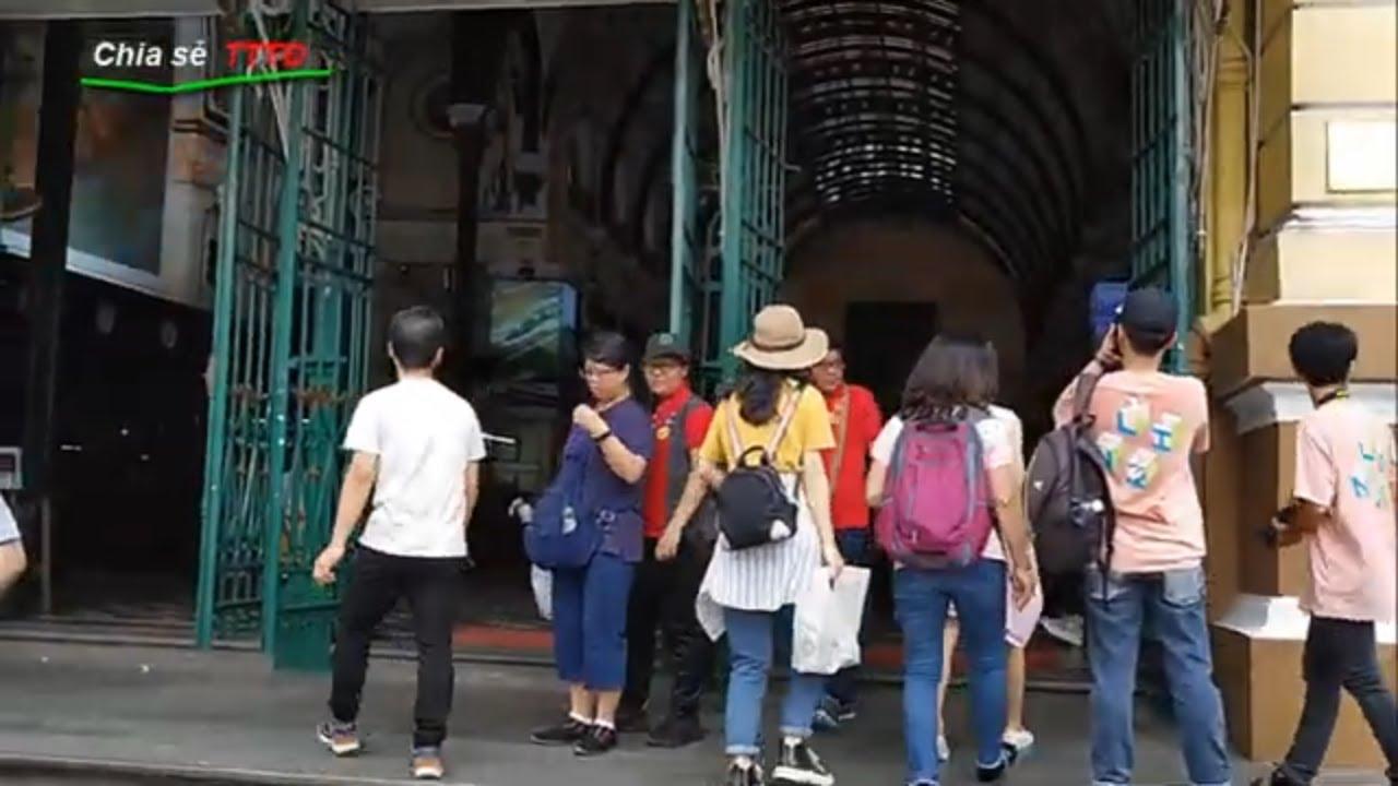 Bưu điện Sài Gòn 2020 (bưu điện thành phố Hồ Chí Minh)