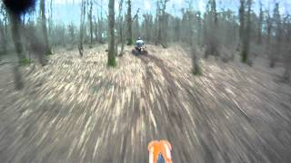 KTM 125 SX quad Yamaha 250 Raptor thumbnail