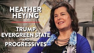 Heather Heying on Evergreen State, Trump, and What Happened To Progressives (Pt. 1)