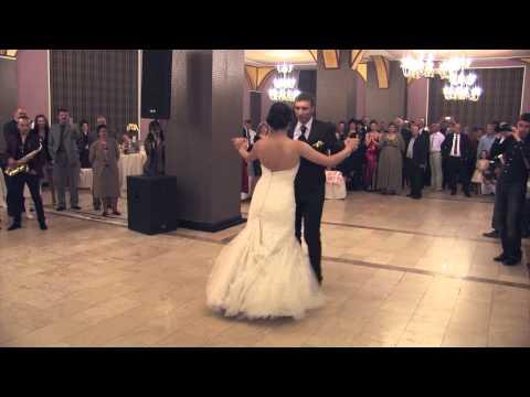 Cel mai lung si mai frumos dans de nunta Alexandra \u0026 Sorin