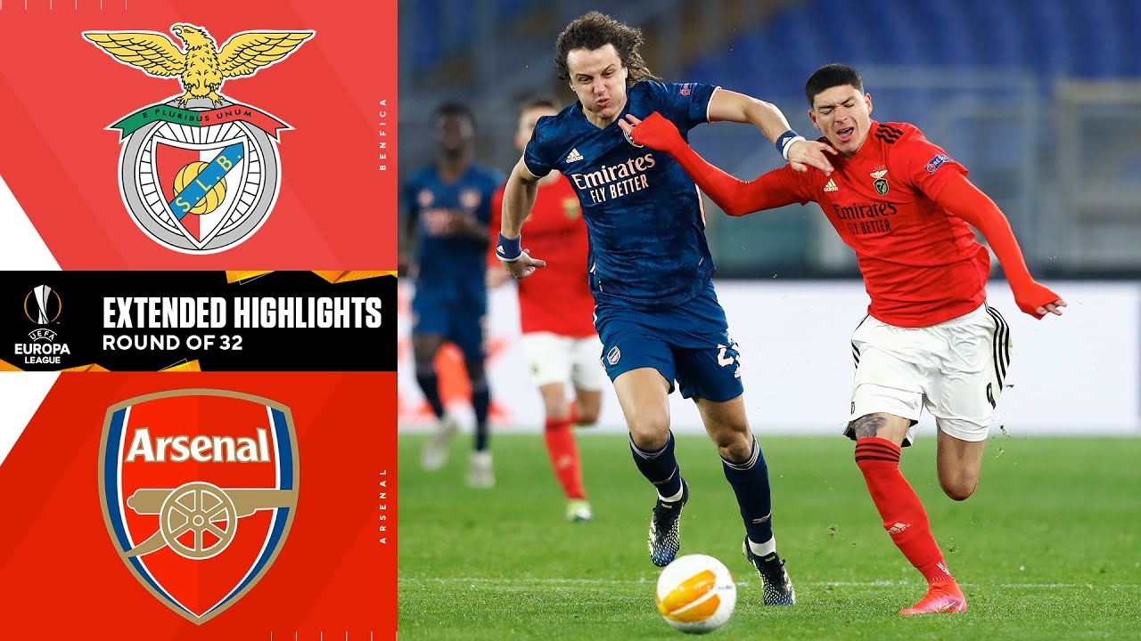 How to watch Arsenal vs. Benfica (2/25/2021): UEFA Europa ...