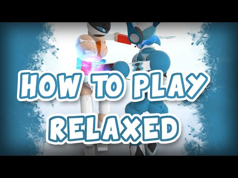 How To Play IN RELAX MODE In Toribash