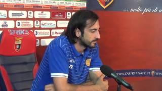 CASERTANA - CATANIA intervista DARIO BERGAMELLI