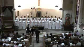 2016年6月5日 徳山カトリック教会 女声合唱団あい 第21回定期演奏会 作...