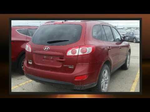 2011 Hyundai Santa Fe GL in Winnipeg, MB R3T 5V7
