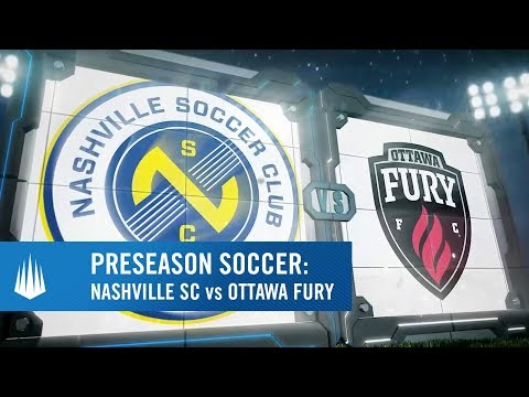 Nashville SC vs Ottawa Fury Presented by @VisitBradenton