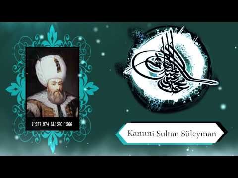 Kanuni Sultan Süleyman - Sorularla İslamiyet