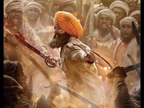 Ajj Singh Garjega - Kesari | Akshay Kumar & Parineeti Chopra | Jazzy B | Chirrantan Bhatt