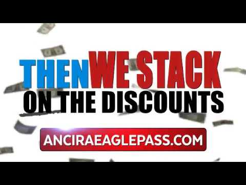 Ancira Eagle Pass >> Ancira Eagle Pass Dodge Huge Inventory Huge Discounts