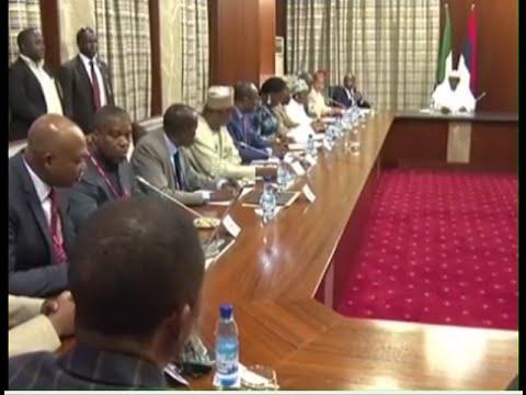 President Buhari Inaugurates Ogoni Clean-Up Committee