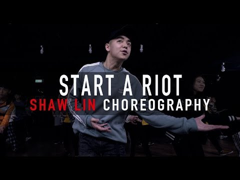 Duckwrth & Shaboozey - Start A Riot| Choreography By SHAW LIN | 少麟課程