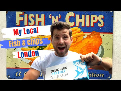 Fish And Chips Near Me - My Local Fish And Chips Shop Review, London