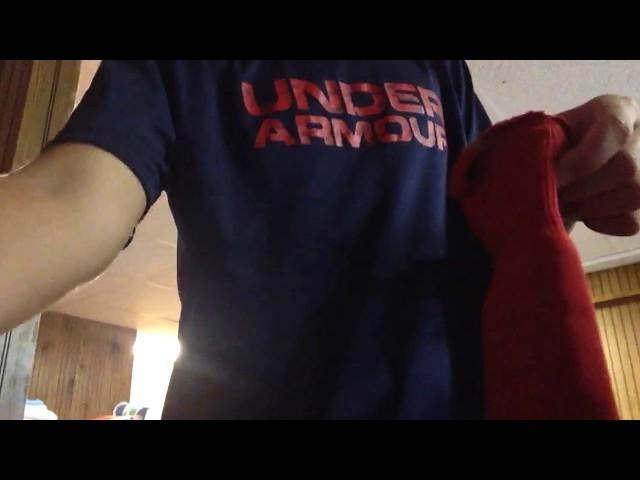 How to make a homemade arm sleeve (REALLY WORKS!!!!)