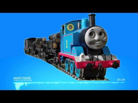Thomas The Tank Engine - Main Theme | Epic Rock Cover
