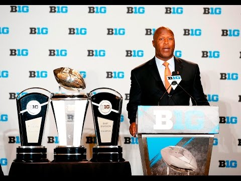 Lovie Smith Big Ten Media Day Press Conference 7/26/16