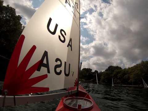 central park sailing IOM class