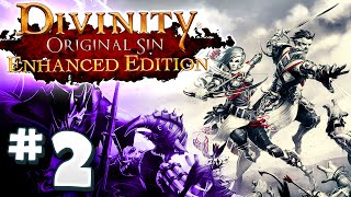 Divinity: Original Sin Enhanced Edition PS4 #2 ROCK ALWAYS WINS!