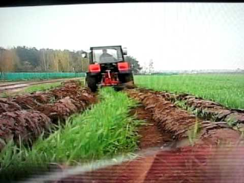 Пресс подборщик тюковый для сена в Казахстане - YouTube