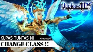 """Full Review Class Baru LaplaceM & Benarkah Akan Ada """"Change Class Coupon"""" - Laplace Mobile MMORPG"""