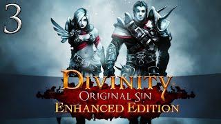 Let's Play ► Divinity: Original Sin Enhanced Edition Co-Op - Part 3 - Fabulous Five [Blind]