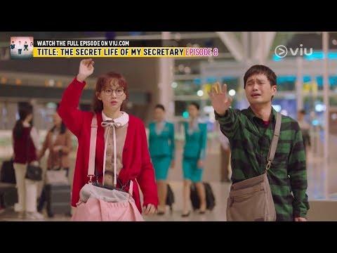 Saying Goodbye (The Secret Life of My Secretary EP 8 w/ Eng Subs)