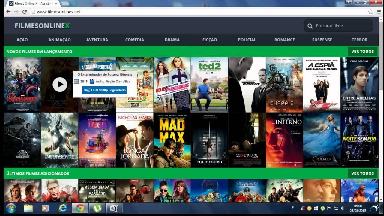 site filme online