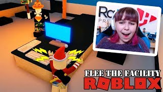 MY HEART! | Flee The Facility In Roblox