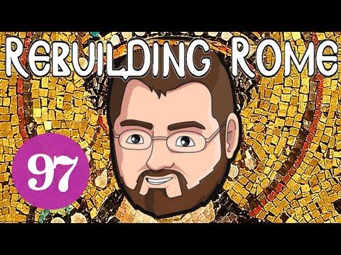 Rebuilding Rome [Part 97] 1800 At Last - Byzantium - Let's Play Europa Universalis 4