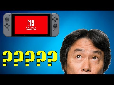 Shigeru Miyamoto Doesn't Seem To Get Why The Nintendo Switch Has Been Successful...