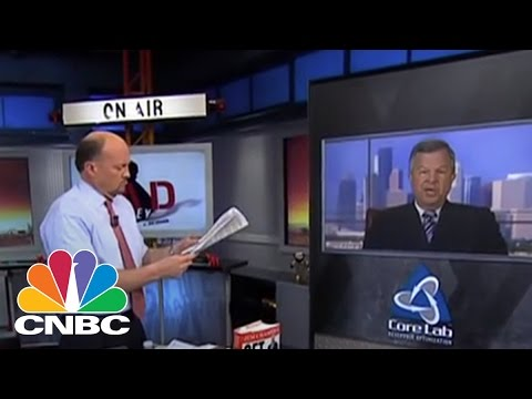 Core Laboratories CEO on Energy Boom  Mad Money  CNBC