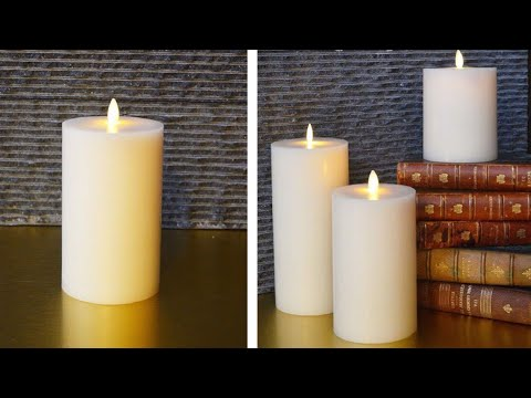 Home Decor || GORGEOUS Flameless Candles || Things To Look For When Purchasing Flameless Candles