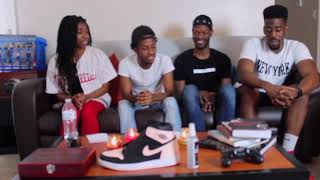 Episode 11: Hip Hop: Harmful or Helpful? | Shaking The Damn Table | Black Talk Show & Podcast