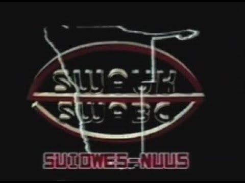 SWAUK SWABC Suidwes Nuus news intro (1980s, Apartheid South Africa/Namibia)