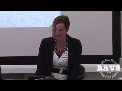 BAVS Talks 2016 - Holly Furneaux, 'Victorian Military Masculinity'