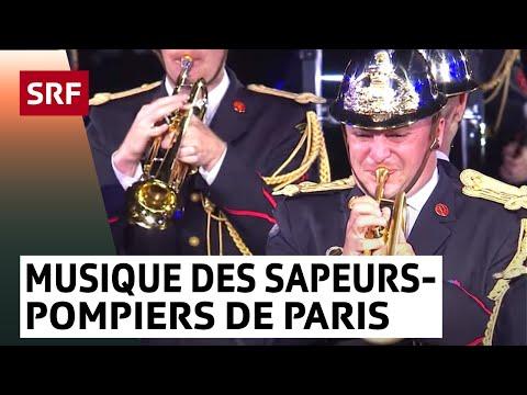 Musique des Sapeurs-Pompiers de Paris - Frankreich - Basel Tattoo 2017 vom 16.9.2017