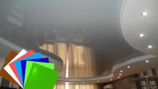 Натяжные потолки в Харькове(, 2014-08-19T08:06:48.000Z)