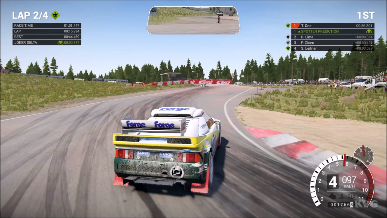 dirt 4 ford rs200 evolution rallycross gameplay pc hd. Black Bedroom Furniture Sets. Home Design Ideas
