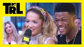 Rita Ora Plays 'Who Posted It?' | Weekdays at 3:30pm | #TRL